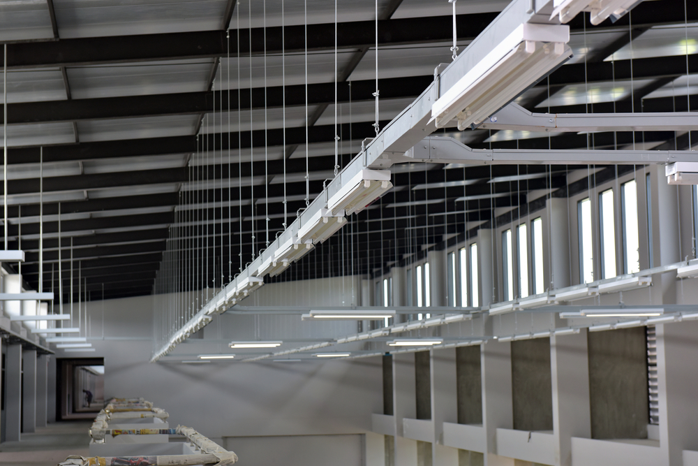 7 lighting tips for an industrial building
